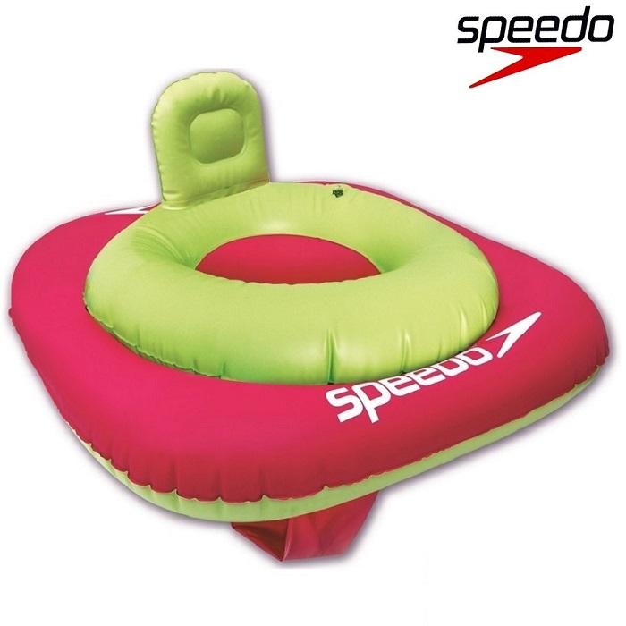 Svømmestol og badering for baby Speedo Lyserød 1-2 år