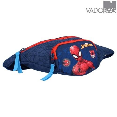 Bæltetaske til børn Spiderman Aspire to Inspire blå
