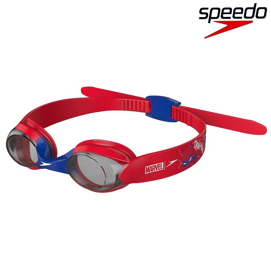 Svømmebriller til børn Spiderman Illusion