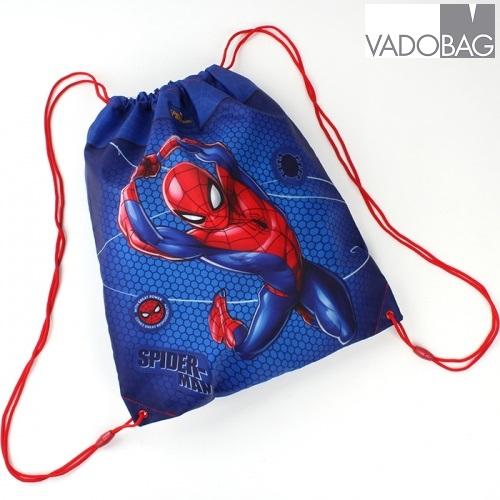 Gymnastikpose Spiderman Protector blå