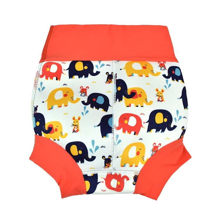 Badeble SplashAbout Happy Nappy Elephants