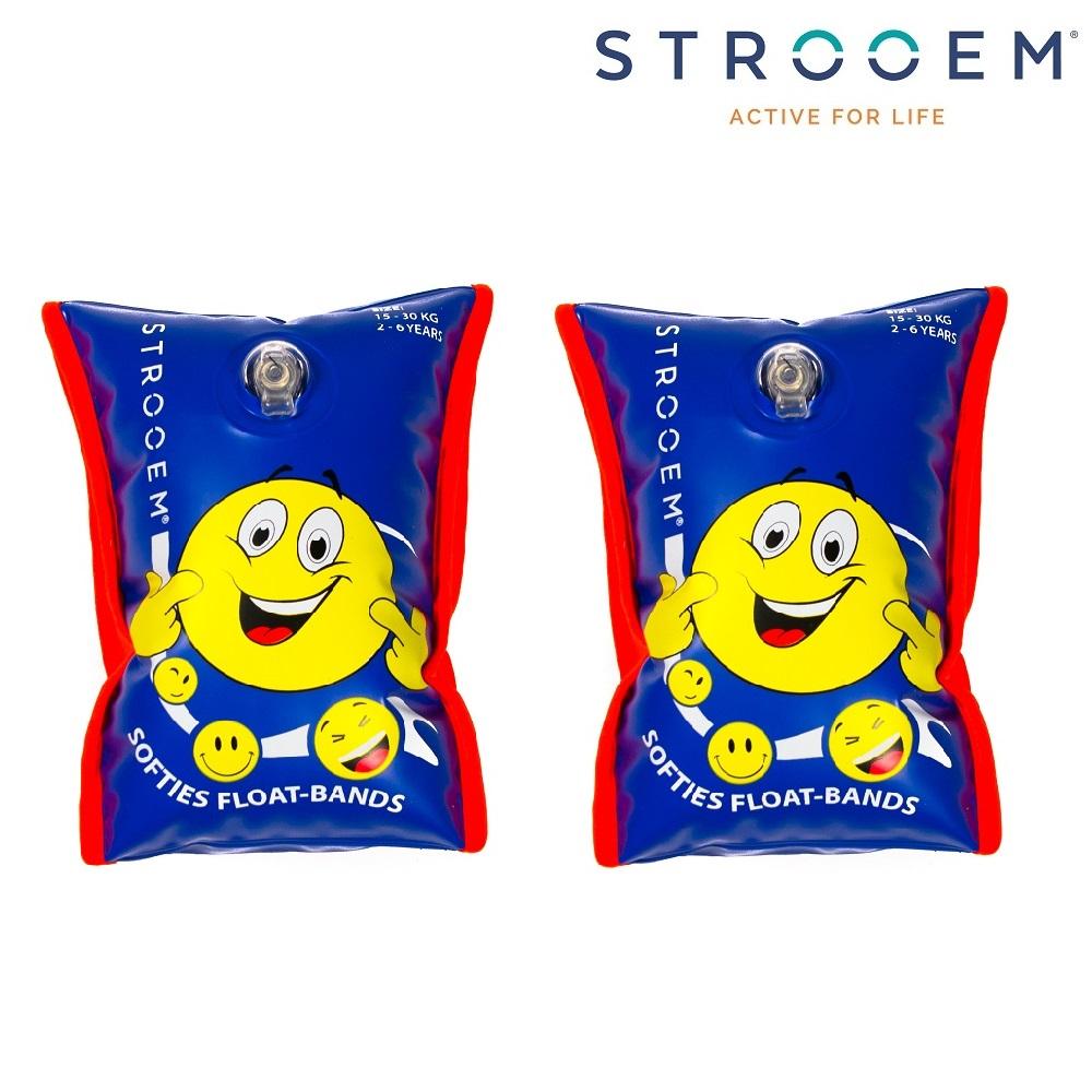 Armpuffar Strooem Softies blå