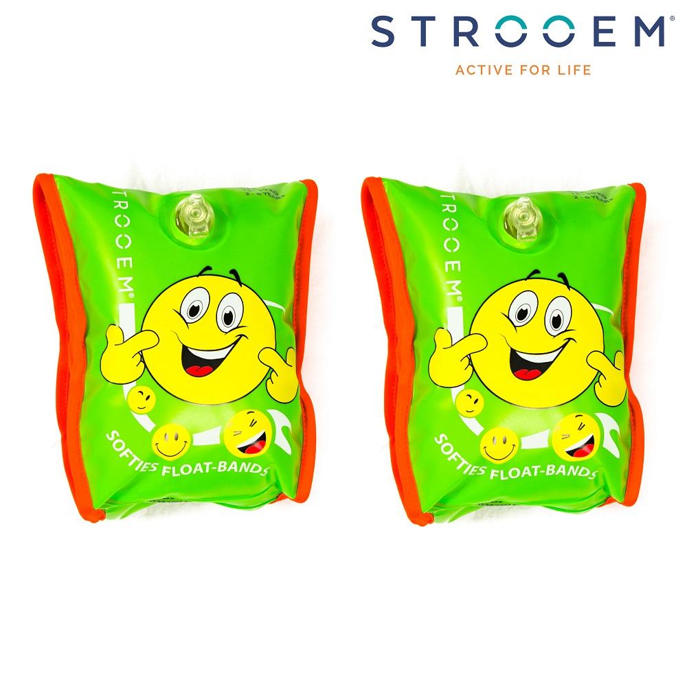 Armpuffar Strooem Softies gröna