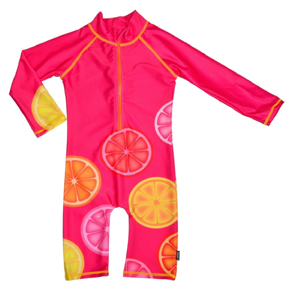 UV-dräkt Swimpy Pink Lemon