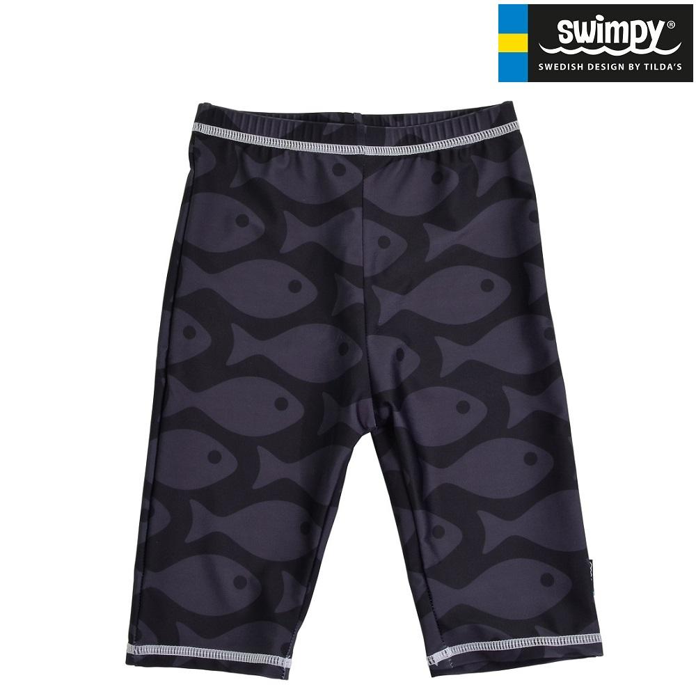 UV badebukser til børn Swimpy Solid Fish
