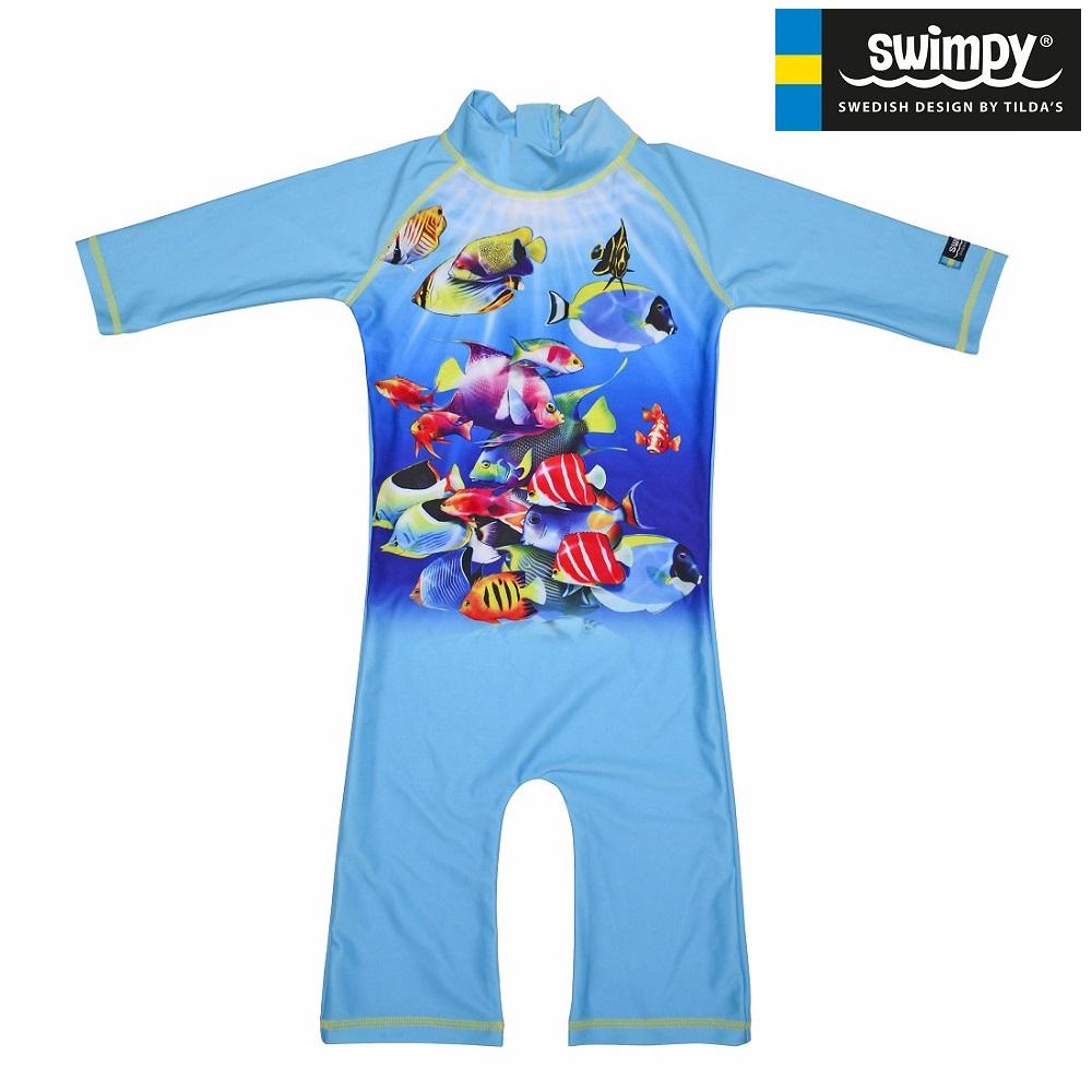 UV-dragt til børn Swimpy Fish