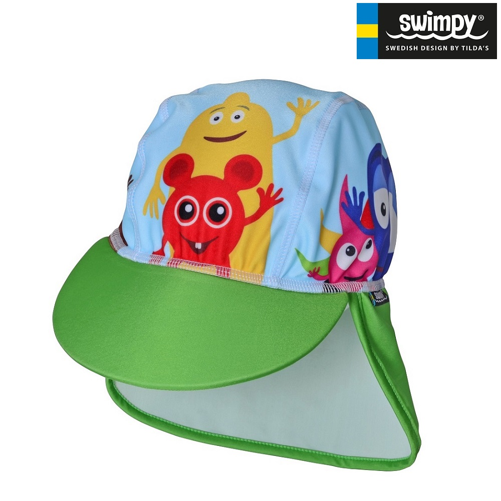 UV solhat børn Swimpy Babblarna