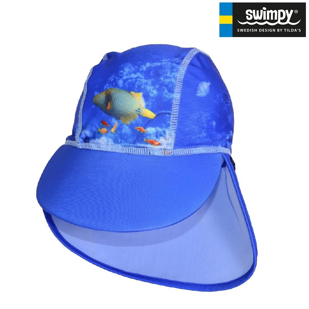 UV solhat børn Swimpy Coral Reef