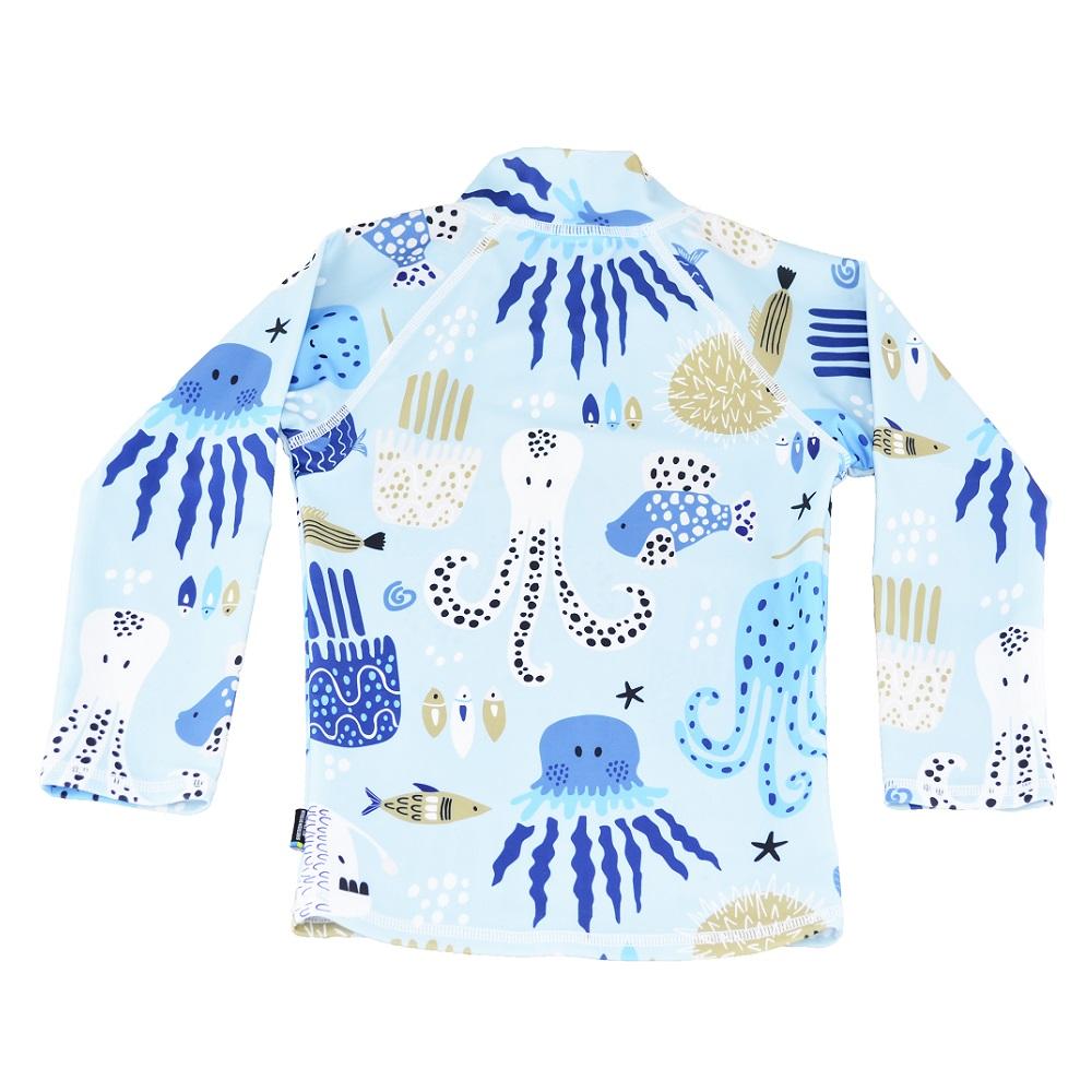 UV-trøje til børn Swimpy Octopus