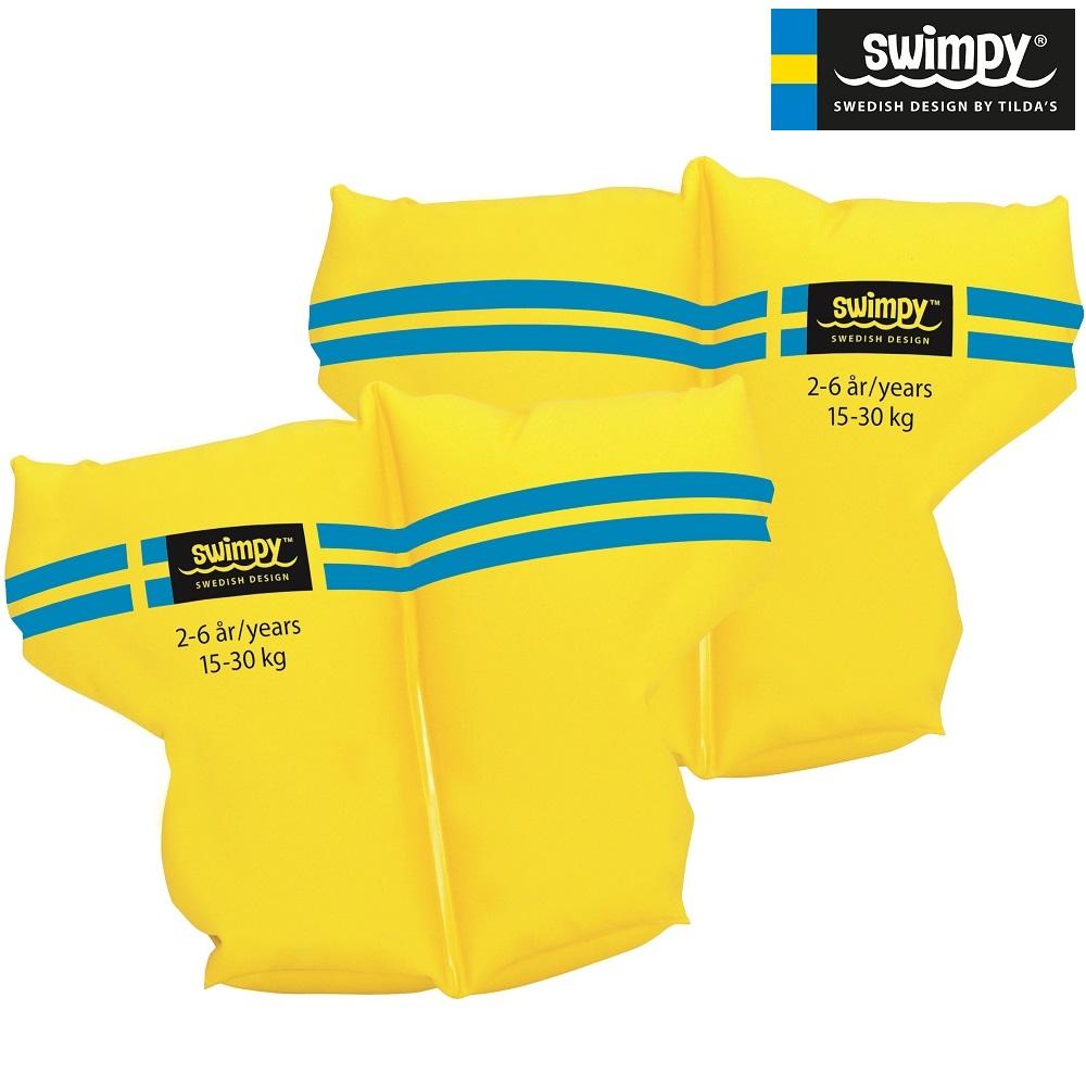 Svømmevinger til børn Swimpy gule