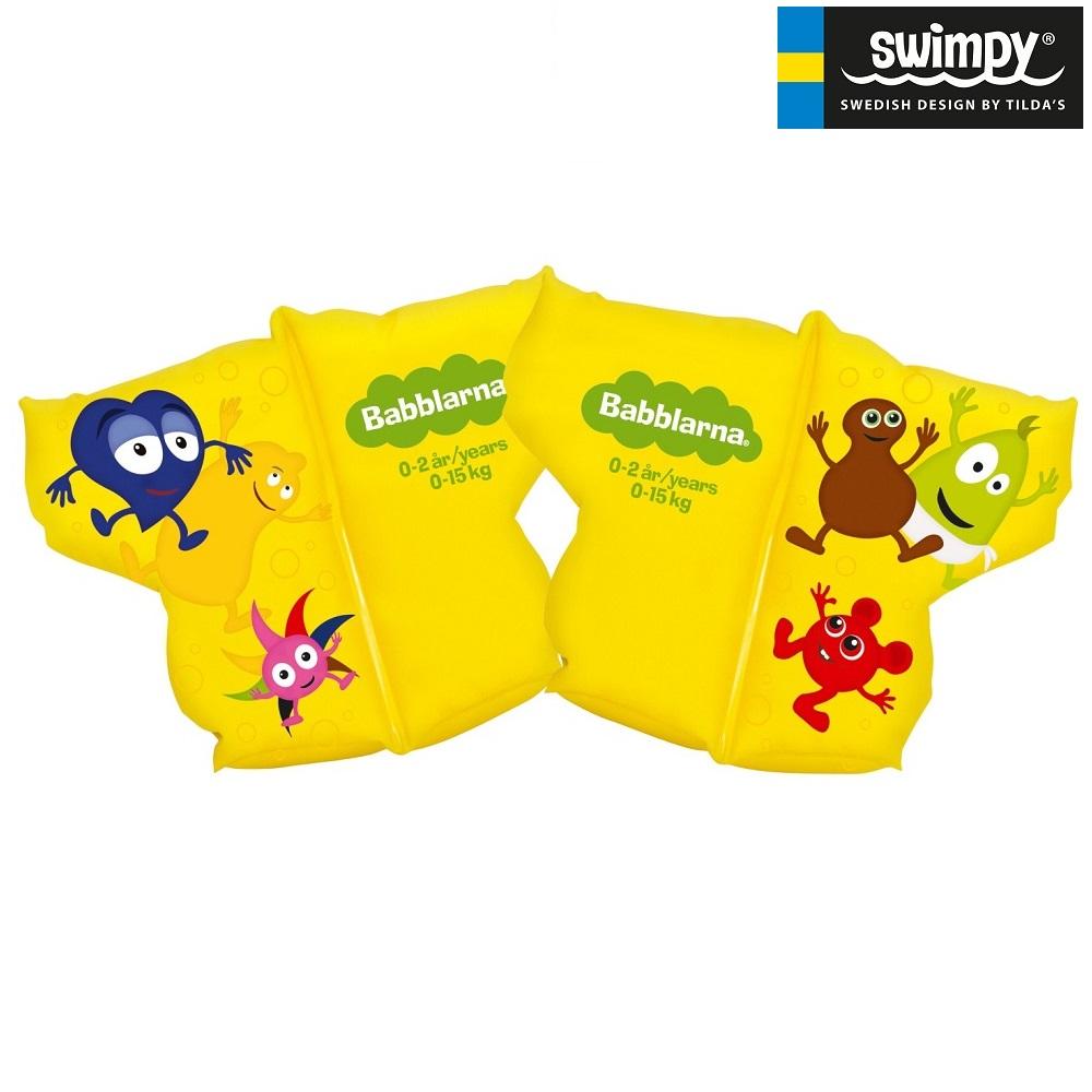 Svømmevinger til børn Swimpy Babblarna