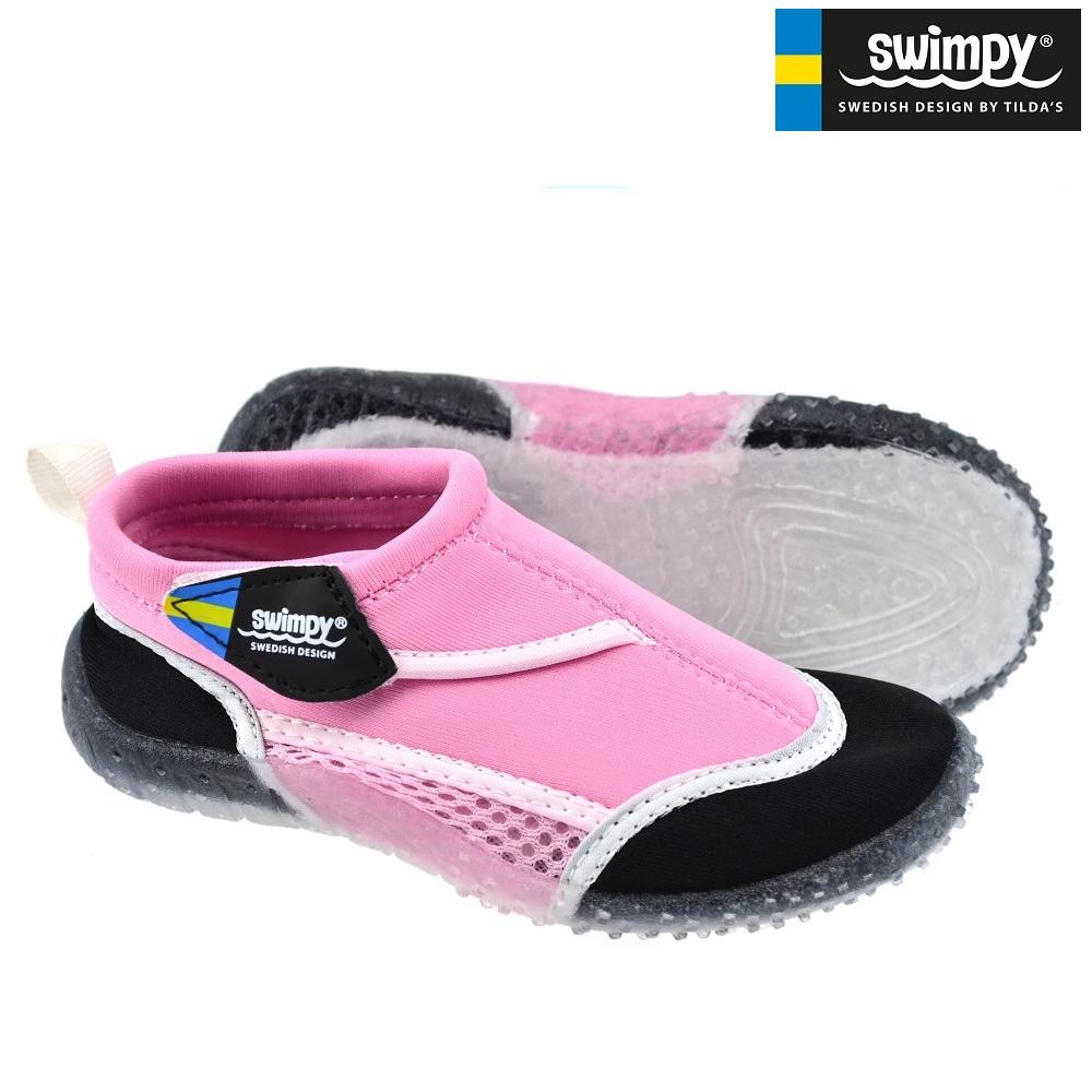 Badesko til børn Swimpy lyserød