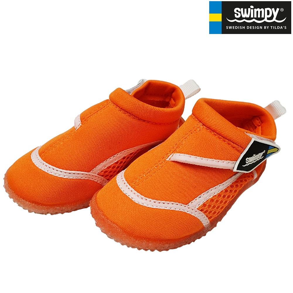 Badesko til børn Swimpy orange