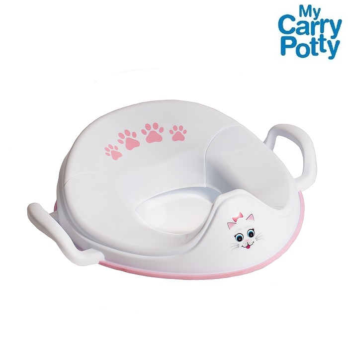 Toiletsæde til børn My Carry Potty Kat