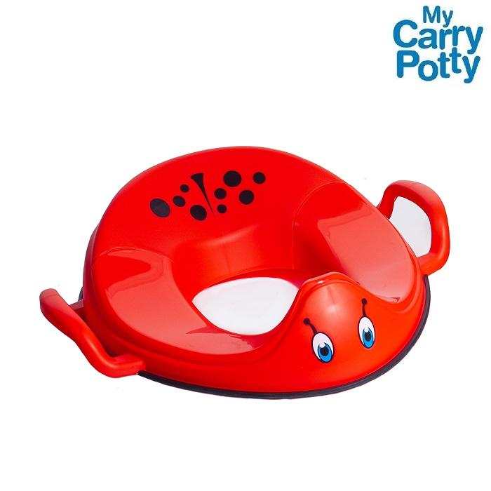 Toiletsæde til børn My Carry Potty Mariehøne