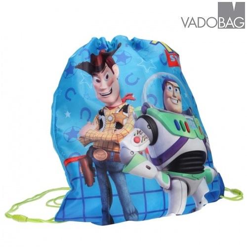 Gymnastikpose Toy Story 3 blå