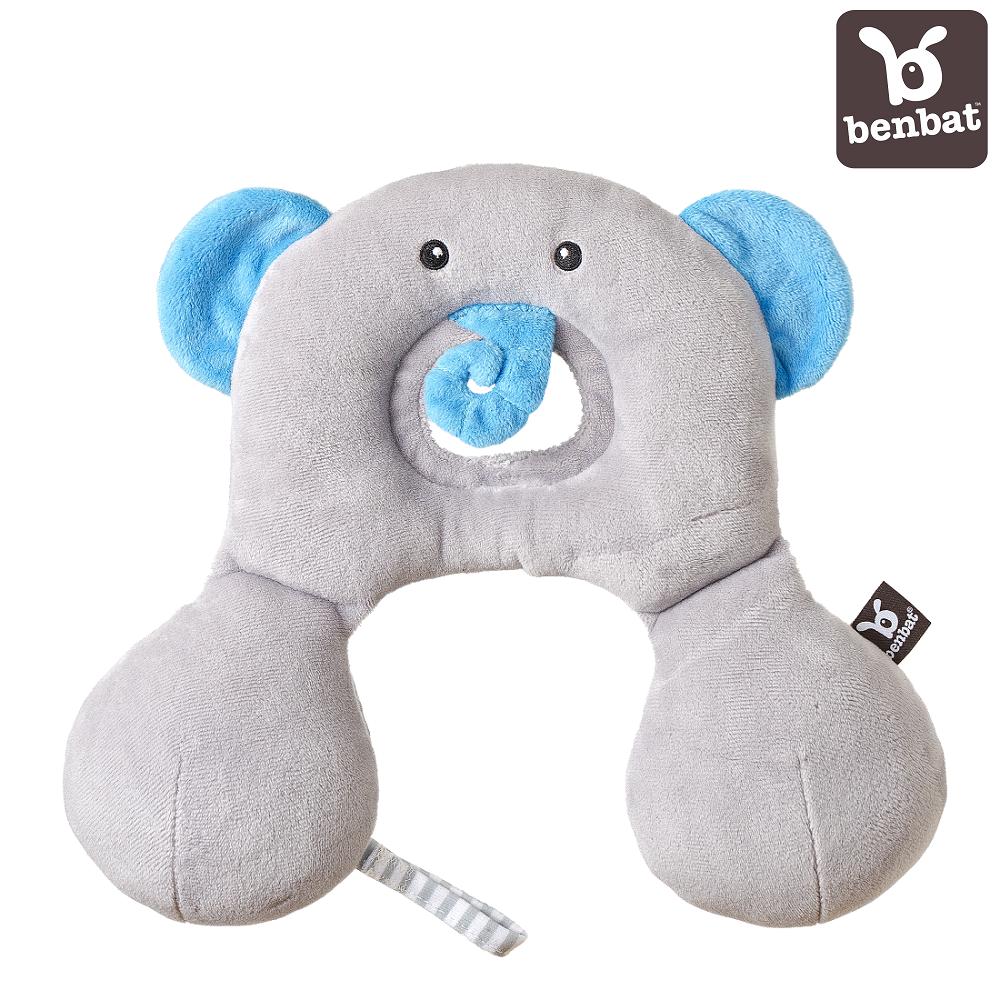 Nakkepude til børn Benbat Travel Friends Elefant 0-1 år