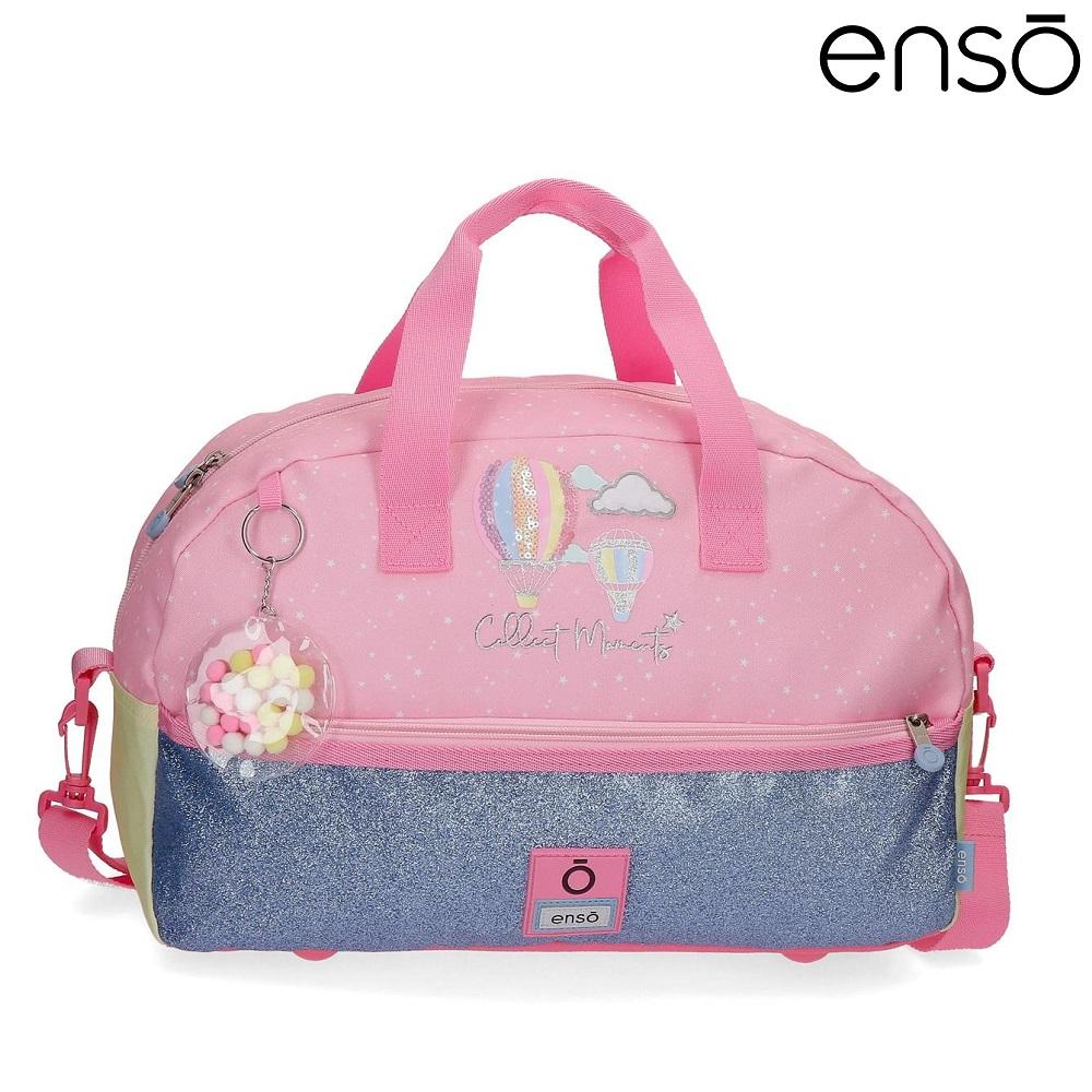 Rejsetaske og sporttaske til børn Enso Collect Moments