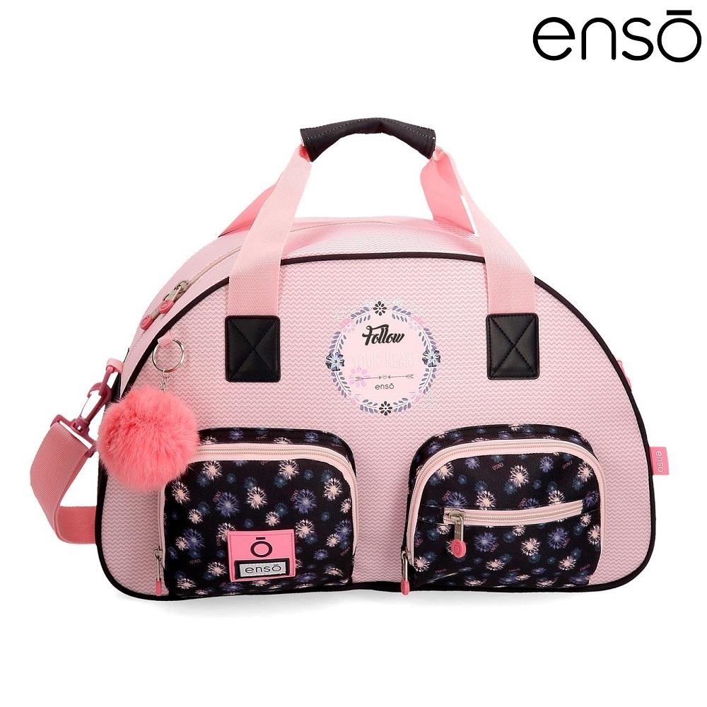 Rejsetaske og sporttaske til børn Enso Daisy
