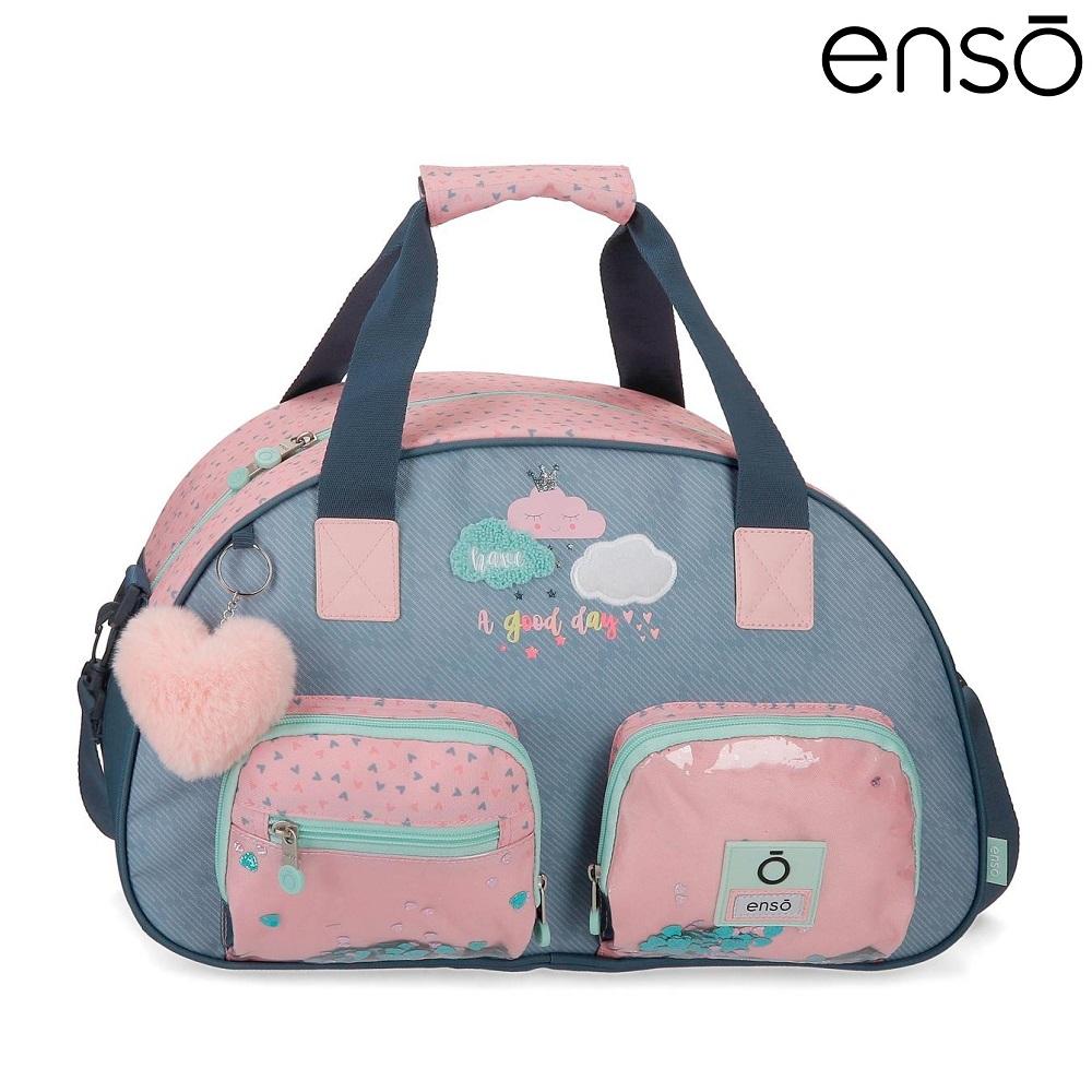 Rejsetaske og sporttaske til børn Enso Good Day