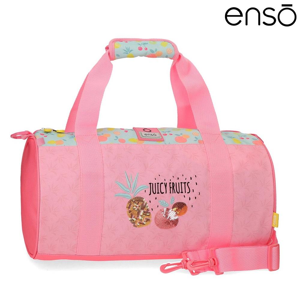 Rejsetaske og sporttaske til børn Enso Juicy Fruits