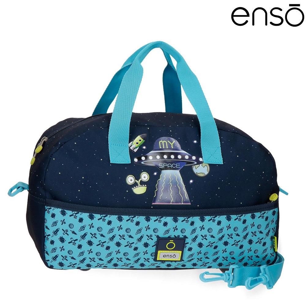 Rejsetaske og sporttaske til børn Enso My Space