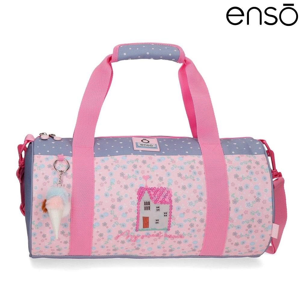 Rejsetaske og sporttaske til børn Enso My Sweet Home