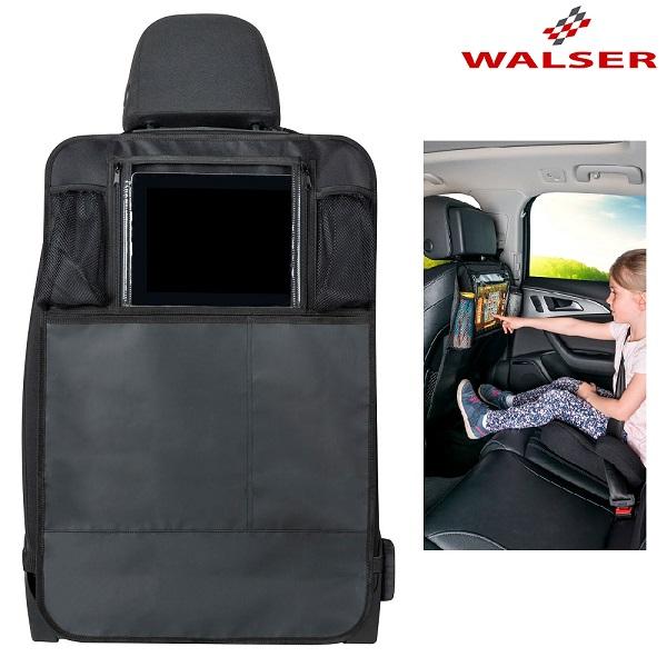 Ipad Organizer til bil bagsæde Walser Premium Kenny