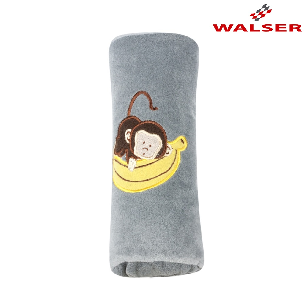 med pude Walser Grey Monkey grå