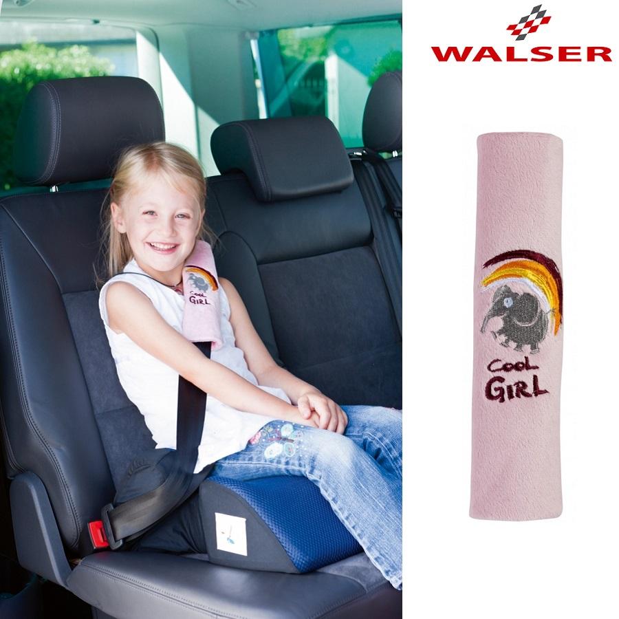 Selebeskytter bil Walser Cool Girl lyserød
