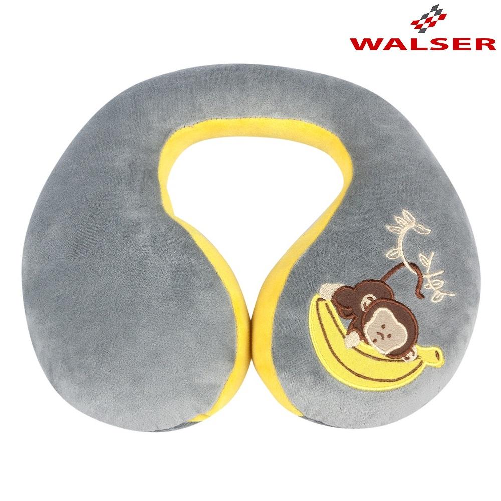 Nakkepude til børn Walser Grey Monkey