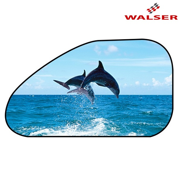 Solskærm til bil Walser Dolphines