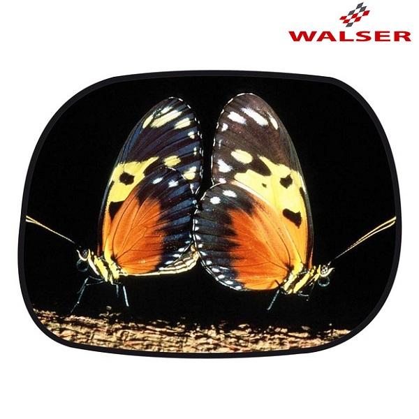 Solskærm til bil Walser butterfly