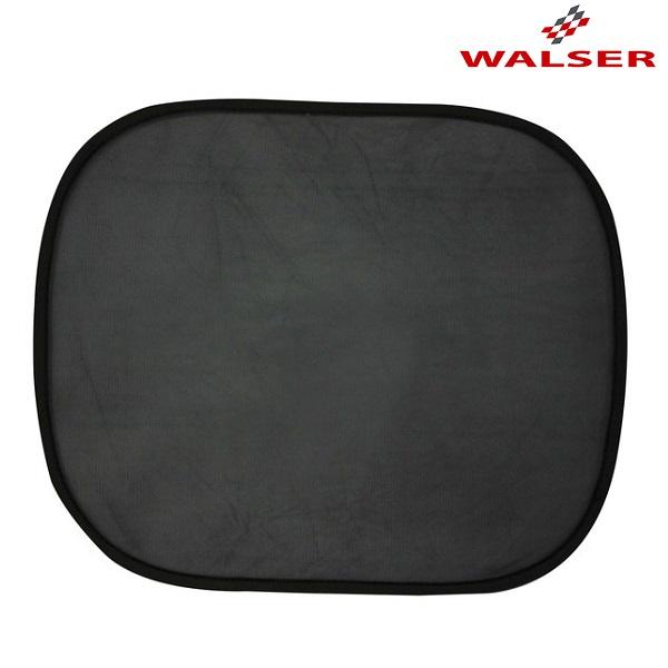 Solskærm til bil Walser sort